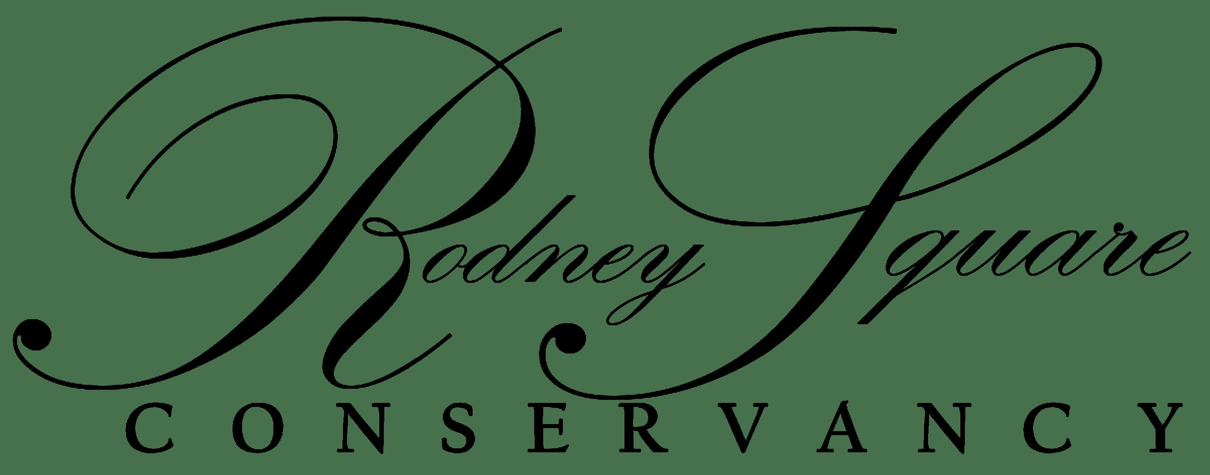 Rodney Square Conservancy Logo